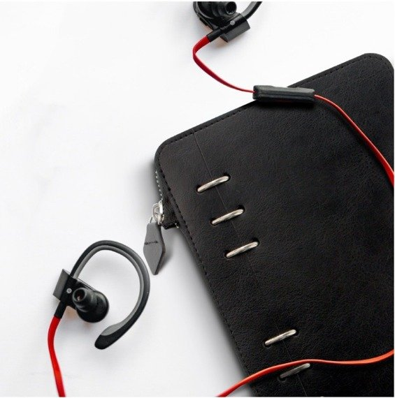Clipbook fILOFAX CLASSIC ZIP A5 zamknięcie na zamek, notatnik i terminarze bez dat, czarna okładka