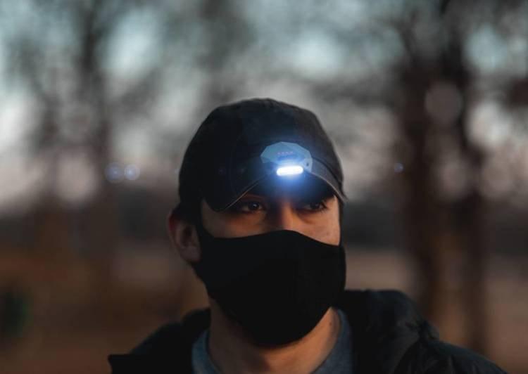 NEBO Lampka Einstein™ CAP 50 lumenów