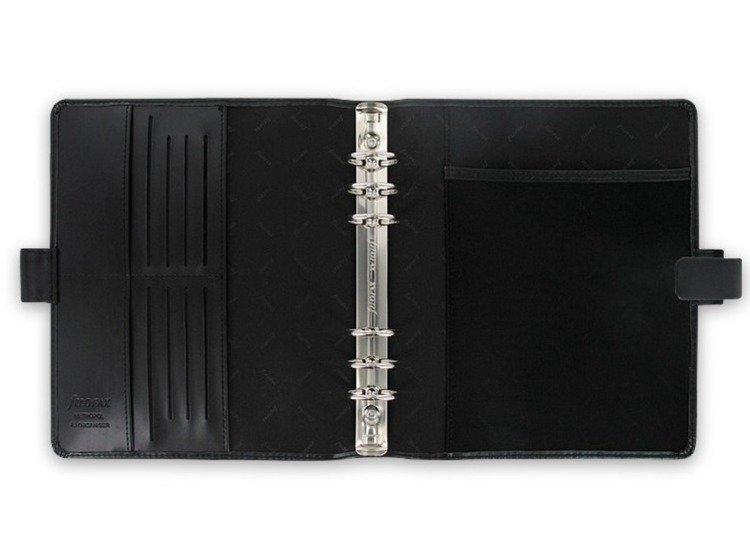 Organizer fILOFAX METROPOL A5, czarny