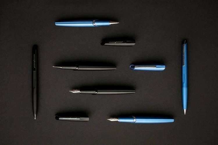PININFARINA PF TWO długopis, czarny