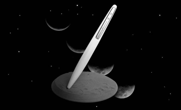 PININFARINA Segno Ethergraf® Space Moon Landing