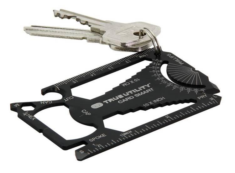 TU207 True Utility Zestaw CardSmart, 30w1