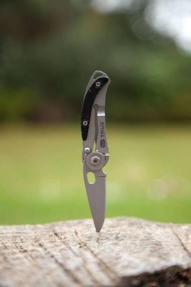 TU571 True Utility Nóż SkeletonKnife